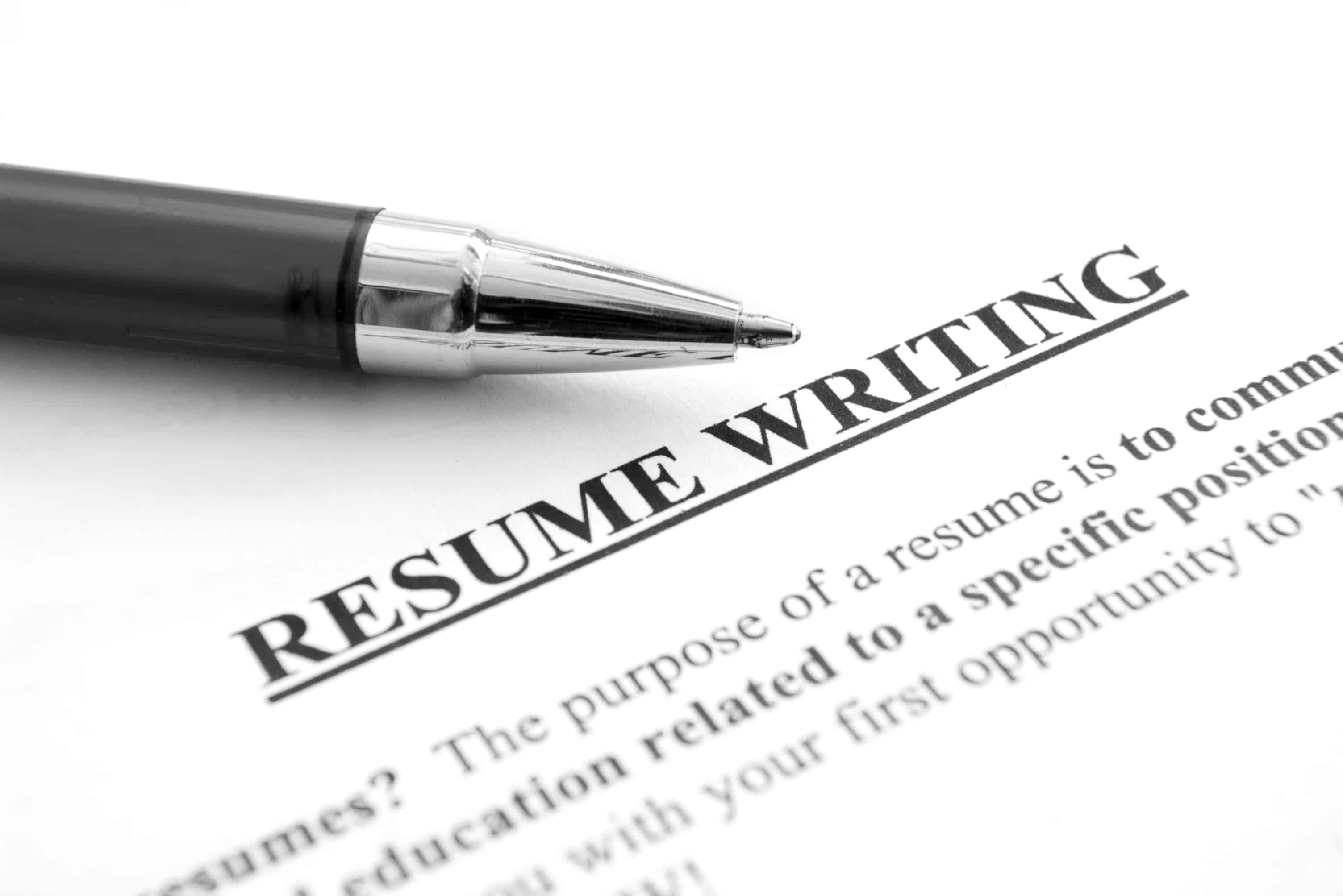 Creating Resumes | Resume Writing Tips For C Level Executives Sitename